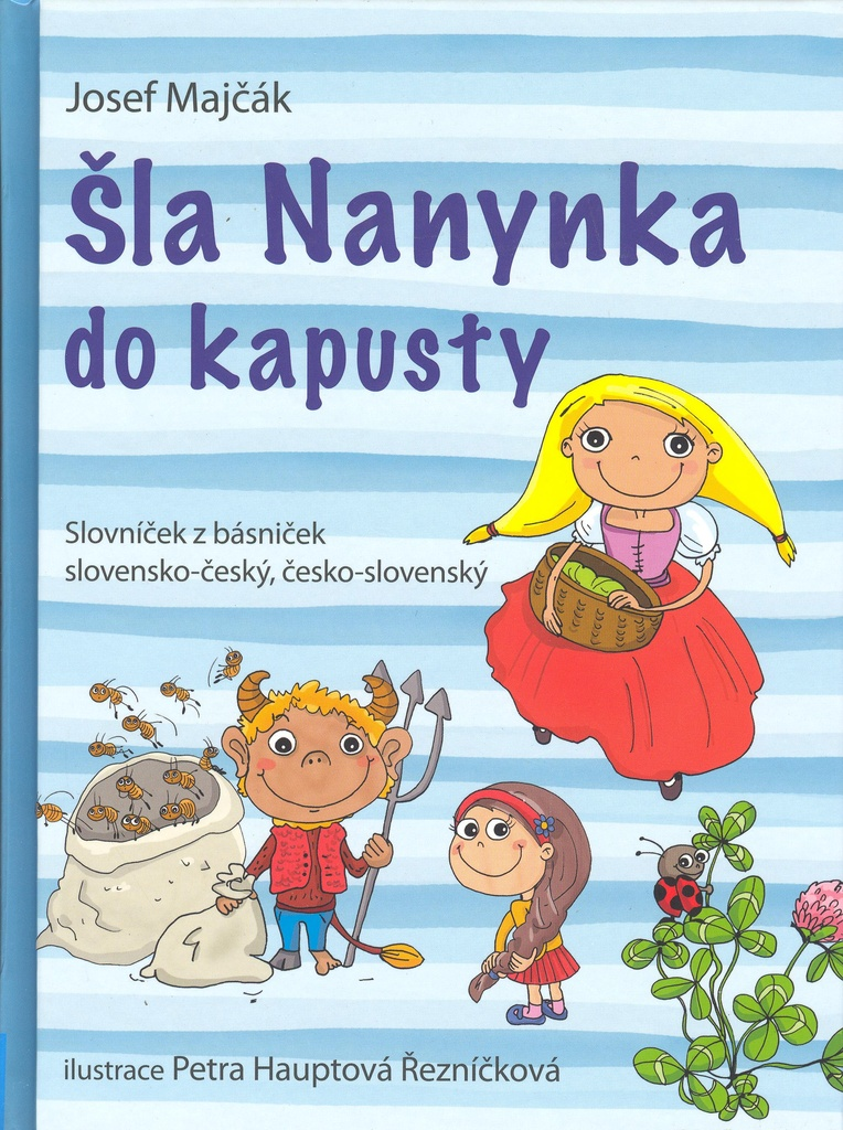 Šla Nanynka do kapusty 001