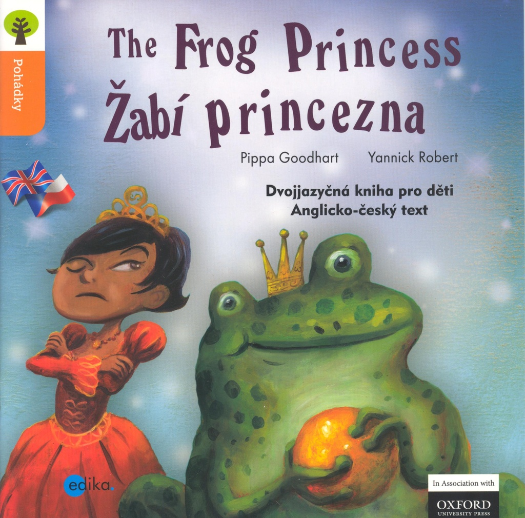 Žabí princezna-The frog Princess 001