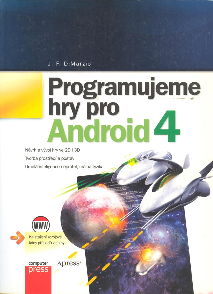 Programujeme hry pro Android 4 001