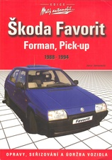 Škoda Favorit,Forman,Pick-up