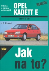 Opel Kadett E (od 9/84 do 8/91)